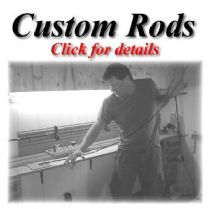 Carp Rods. Full Custom Options